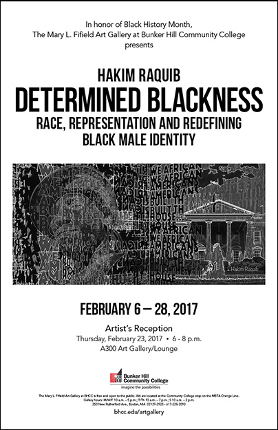 Determined Blackness Hakim Raquib Art Gallery