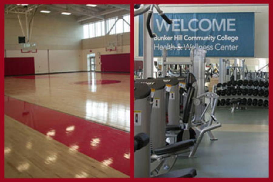 Gym and Fitness Center Picture