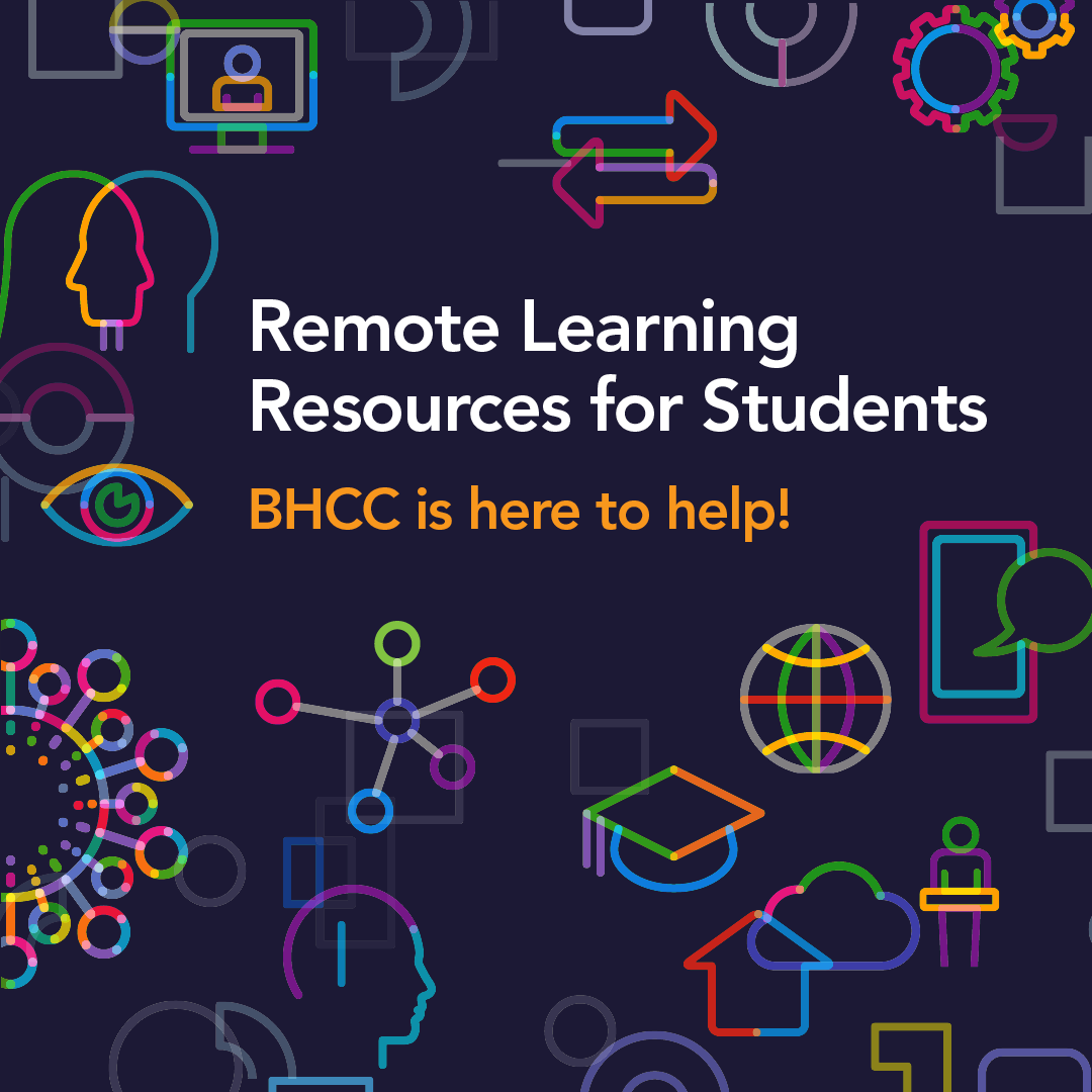 Remote Learning Resources for Students. We're here to help!